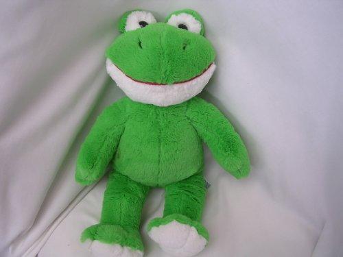 Irish Prince in Disguise ; Green Frog Plush Toy 15