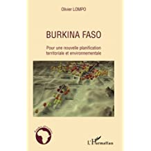 Burkina faso - pour une nouvelle planification territoriale