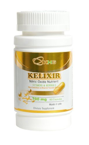 Kelixir Nitric Oxide Nutrient Review