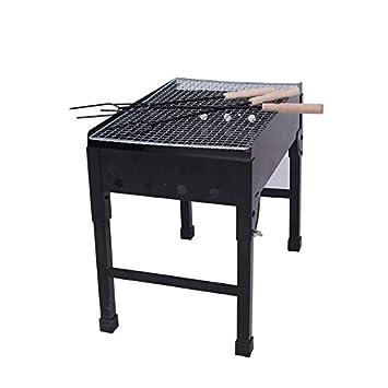 OLOroast Camping plegable barbacoa portátil BBQ parrilla al aire libre (BB029)