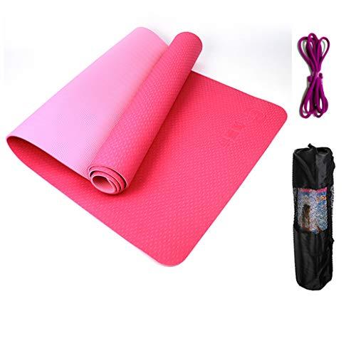 TPE Estera De Yoga, SGS Certificada, No Tóxica, Insípida ...