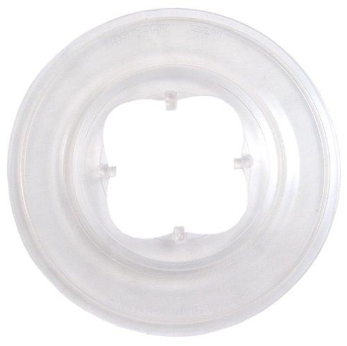 Shimano Freehub Spoke Protector 26 30 tooth, 4 hook, 32 hole clear plastic