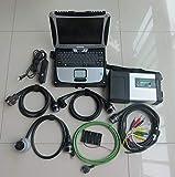 Best Car-diagnostic-softwares - RCOBD MB Star C5 OBD2 Scanner C5+Laptop CF19+320G Review
