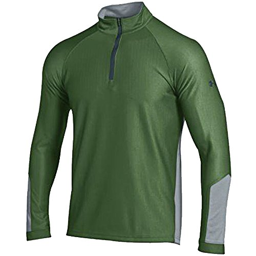 Under Armour Loft Colorblock Mock Golf Pullover 2016 Rough Small (Colorblock Golf)