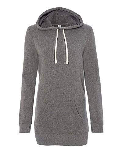 Independent Trading Co. - Women's Special Blend Hooded Pullover Dress - PRM65DRS