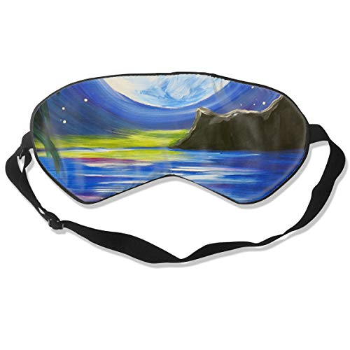 19bbc1f63ea8e Sleep Mask Aloha Nights Eye Cover Blackout Eye Masks