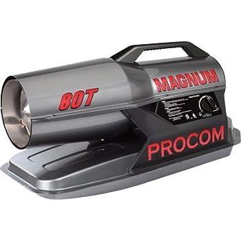 Procom Portable Multifuel Commercial Heater 80 000 Btu