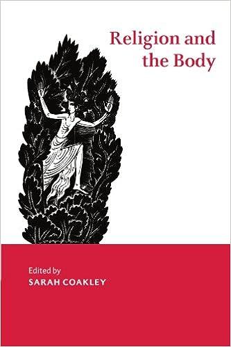 amazon com religion and the body cambridge studies in religious
