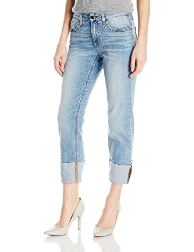 Joe's Jeans Women's Smith Straight Midrise 4