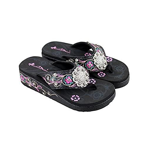 Flip Flops With Bling Amazoncom-2450