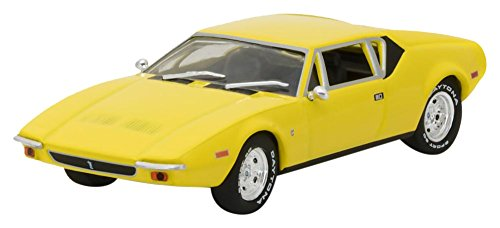Greenlight 86502 Elvis Presley 1971 De Tomaso Pantera 1:43 Scale (Elvis Light)