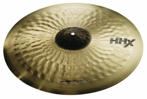 Sabian 21-Inch HHX Raw Bell Dry Ride, used for sale  Delivered anywhere in USA