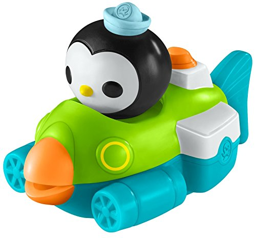 Fisher-Price Octonauts Gup Speeders Gup-P