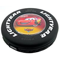 Disney C100CD Cars Lightning Mcqueen Portable CD Player Disney C100CD Cars Light