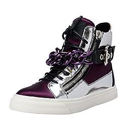 Giuseppe Zanotti Design Hi Top Fashion Sneakers Shoes Us 10 It 40
