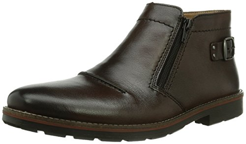 Rieker mens leather boots Brown