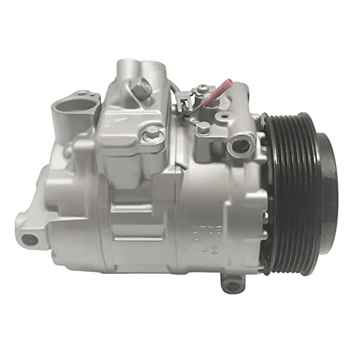 Ac Benz Compressor Mercedes (RYC Remanufactured AC Compressor and A/C Clutch AEG360)
