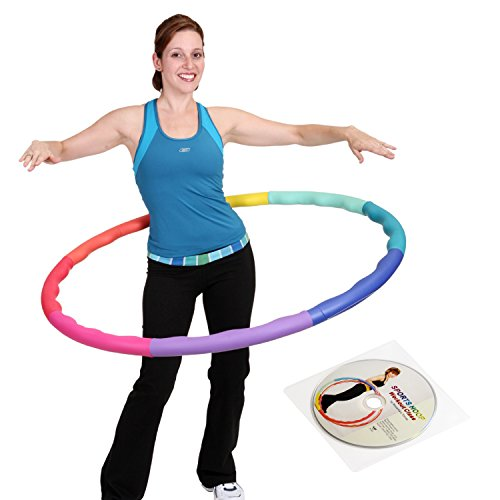 Sports Hoop%C2%AE Weighted Workout minutes product image