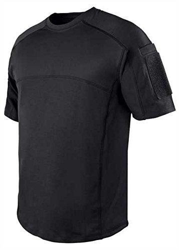 Condor Men's Trident Battle Top Black Size XL
