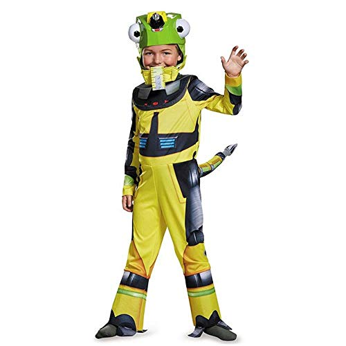 Ty Animal Halloween Costumes (Revvit Deluxe Dinotrux Dreamworks Costume,)