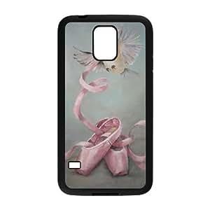LTTcase Custom Ballet Case for samsung galaxy s5 i9600