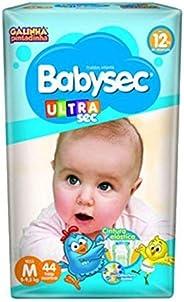 Babysec  Fralda Infantis Ultrasec, M - 44 Unids