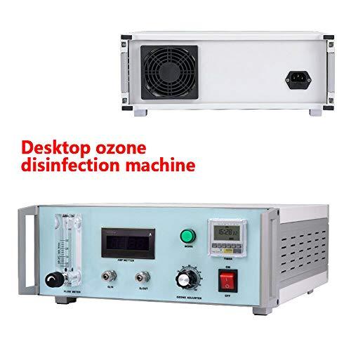 DONSU 3G/H Ozone Generator Ozone Maker Medical Lab BrandNew Desktop Ozone Therapy Machine Lab Equipmen 90W