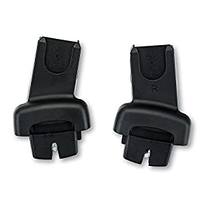 Britax Infant Car Seat Adapter for Nuna, Cybex and Maxi...
