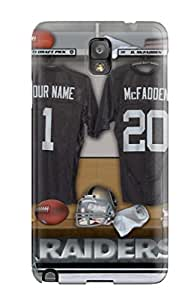 Protection Case For Galaxy Note 3 / Case Cover For Galaxy(oaklandaiders)
