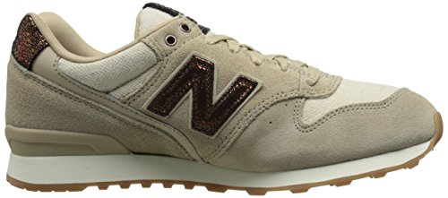 New Balance Mujeres Wl696 Capsule Pack Classic Sneaker Sandstone