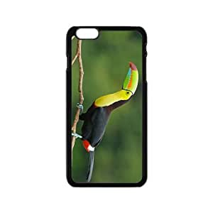Toucan Parrot Hight Quality Plastic Case for Iphone 6 by icecream design