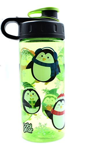 ter Bottle 16 oz BPA Free By Cool Gear (Penguin Water)