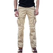 Men's Cargo Pants Work Trousers casual Pants