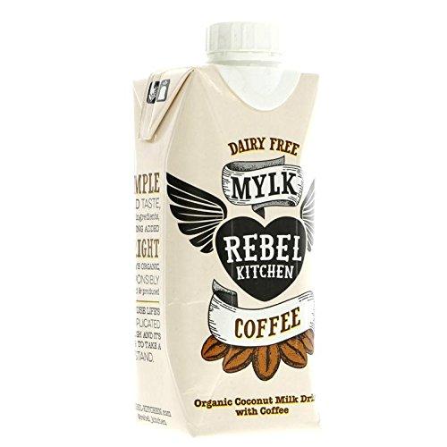 ((4 PACK) - Rebel/K Coffee Mylk| 330 ml |4 PACK - SUPER SAVER - SAVE MONEY)