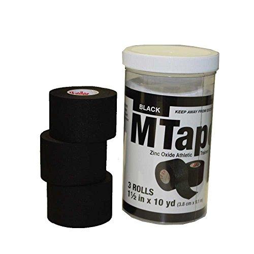 Mueller M-Tape 1.5″ x 10 Yards Athletic Tape – DiZiSports Store