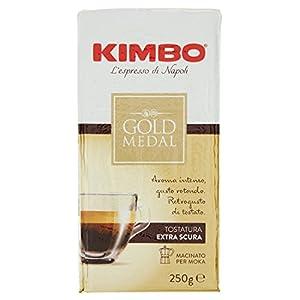 Kimbo Gold Medal Miscela di Caffè - 250 gr