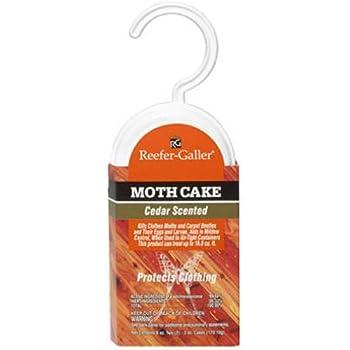 Amazon Com Reefer Galler Cedar Moth Cake 1 Kills