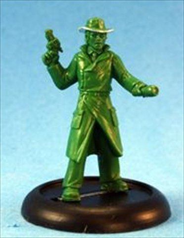 Grim Reaper miniature 50,294 Chrono Max Graves, pulp era researchers