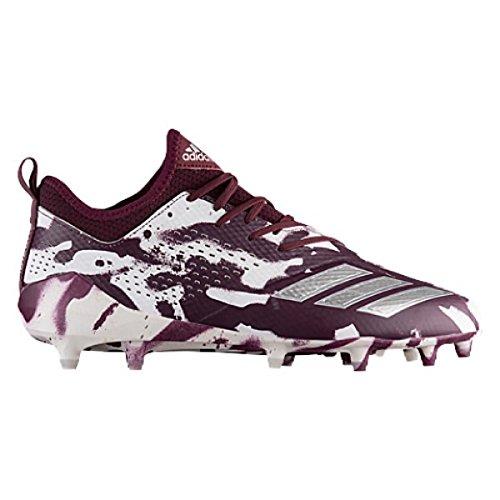 知っているに立ち寄るうるさいピービッシュ(アディダス) adidas メンズ アメリカンフットボール シューズ?靴 adiZero 5-Star 7.0 Tagged Camo [並行輸入品]