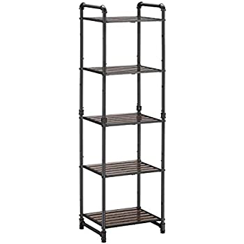 Bathroom Fixtures Storage Rack Metal Functional Multi-storey Wrought Iron Rack Wrought Iron Shelf Storage Shelf For Kitchen Bathroom Balcony Goods Of Every Description Are Available