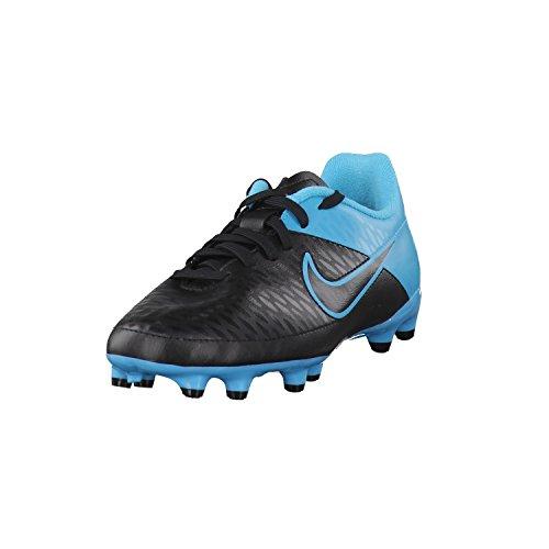 Nike magista onda FG Jr Unisex de niños Fútbol guantes black/black-turquoise blue-turquoise blue