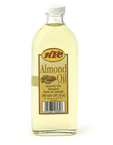 Pure Almond Oil 300ml by KTC