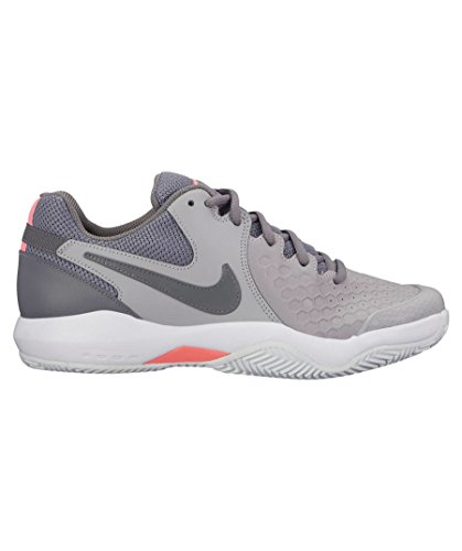Grey Multicolore Grey de Chaussures Air Femme Zoom Tennisschuh Resistance Guns 013 Atmosphere Tennis Nike Atmosphere qn17SAwS