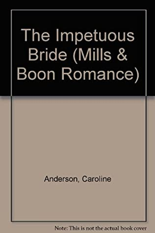 book cover of The Impetuous Bride