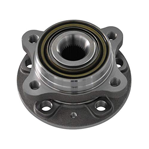 Volvo Wheel Seal - 1 DTA Front Wheel Bearing & Hub Assembly Fits 2003-2006 Volvo XC90 All. Front Left or Right