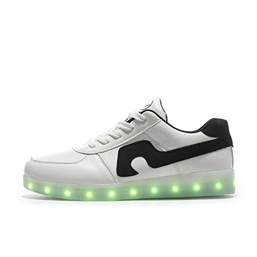 Fan With Led Lights Luminous - 4