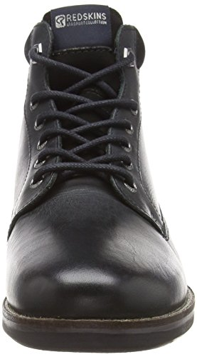 02 Redskins Men's Noir Black Ankle Babylone Boots T0fqP