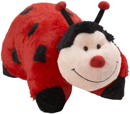 My Pillow Pets Miss Lady Bug 18