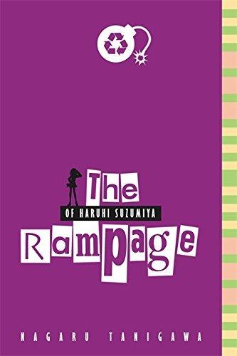 ([(The Rampage of Haruhi Suzumiya: The Novel )] [Author: Nagaru Tanigawa] [Jul-2011])