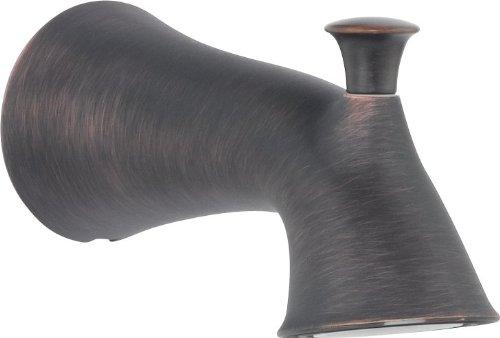 (Delta RP51303RB Lahara Tub Spout - Pull-Up Diverter, Venetian Bronze)